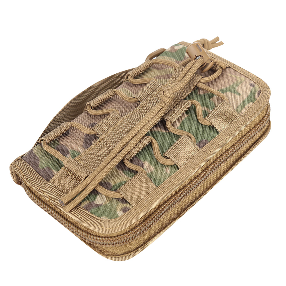 Tactics-Military-Outdoor-Nylon-Hand-Wallet-Credit-Card-Phone-Sports-Pouch-Bag-OB thumbnail 32