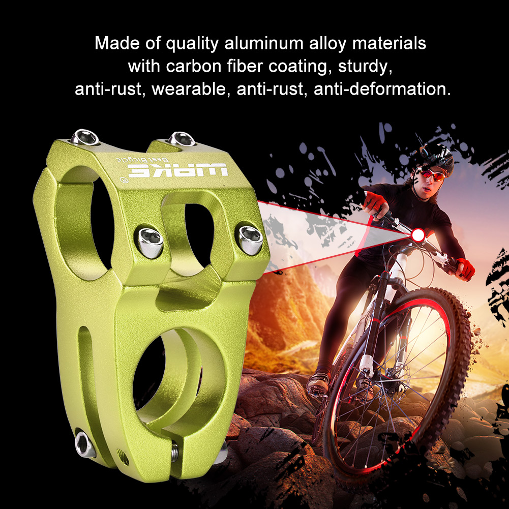 31-8mm-Mountain-BMX-Cycling-Bicycle-Mountain-Bike-Aluminium-Alloy-Handlebar-Stem thumbnail 15