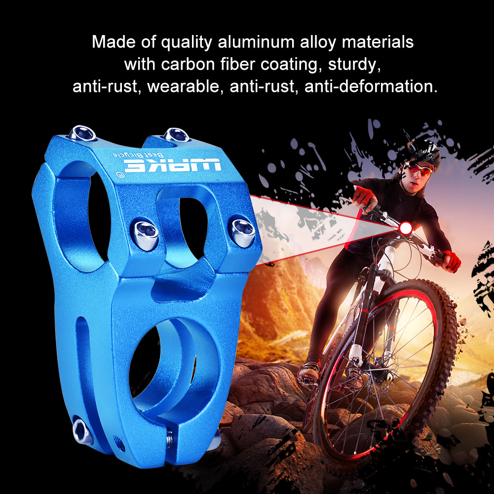 31-8mm-Mountain-BMX-Cycling-Bicycle-Mountain-Bike-Aluminium-Alloy-Handlebar-Stem thumbnail 18
