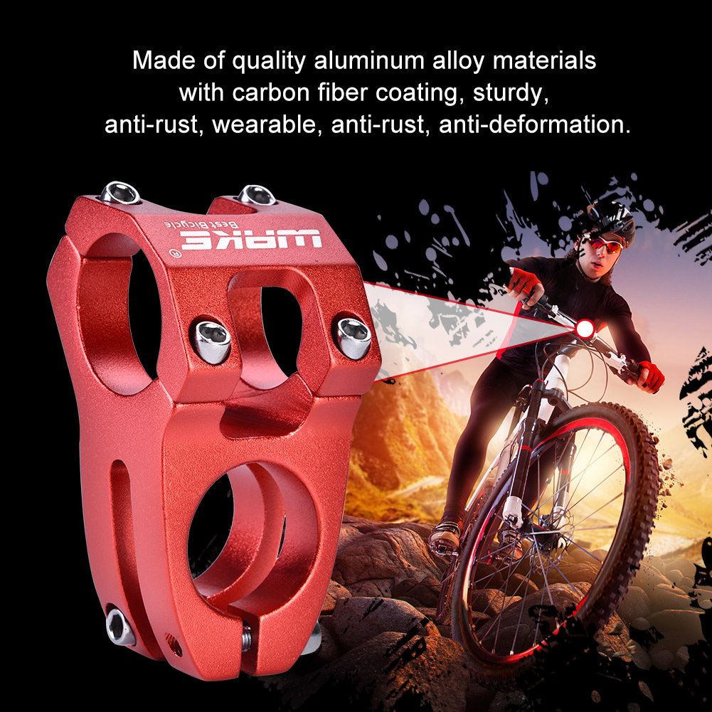 31-8mm-Mountain-BMX-Cycling-Bicycle-Mountain-Bike-Aluminium-Alloy-Handlebar-Stem thumbnail 21