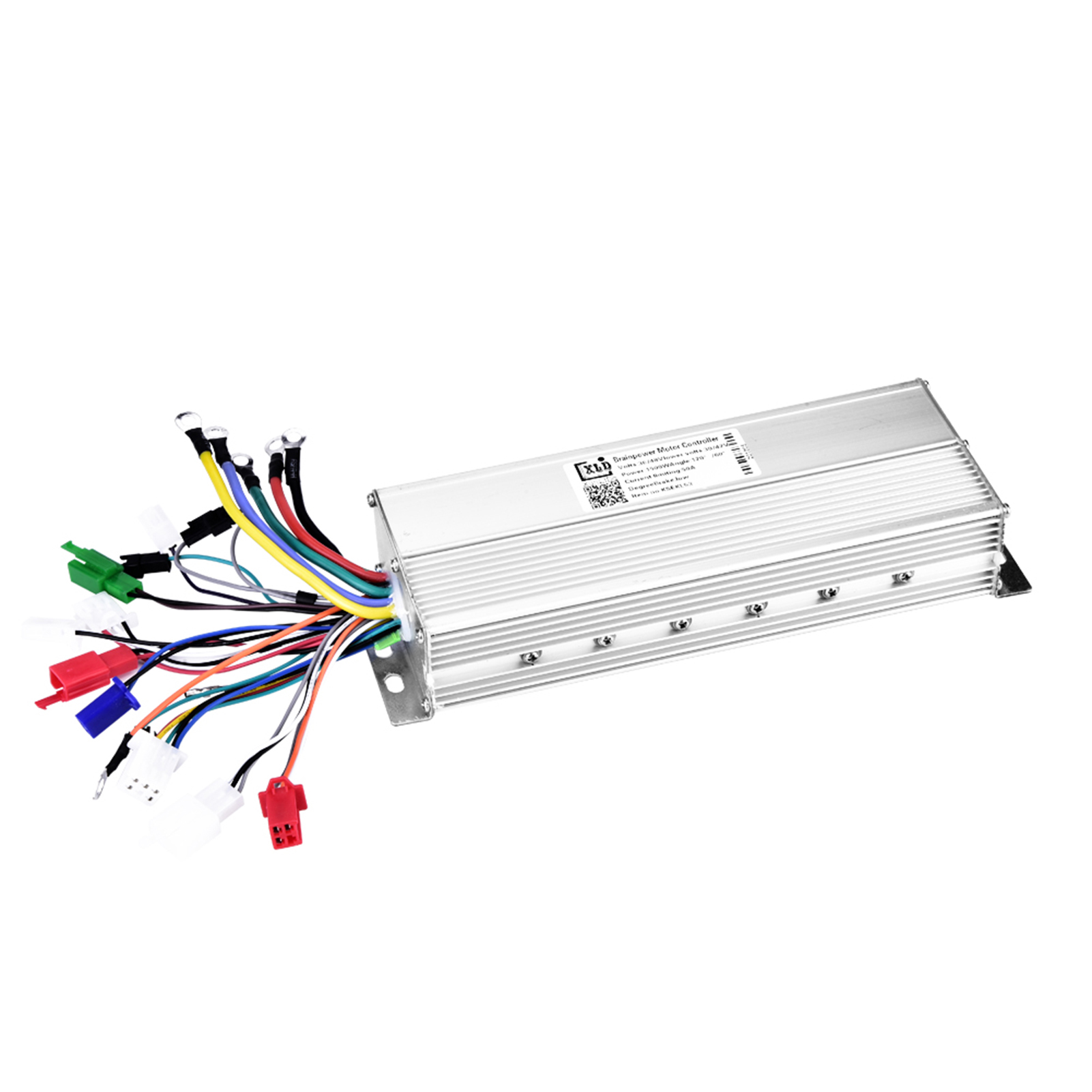 24v 60v Electric Bicycle E Bike Scooter Brushless Motor Speed Controller Wiring