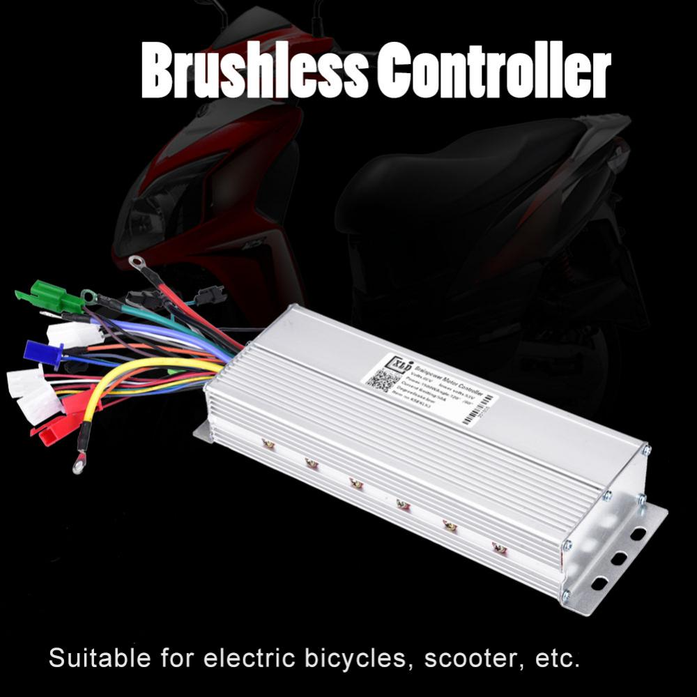 48-60V-1500W-Electric-Bicycle-E-bike-Scooter-Brushless-DC-Motor-Speed-Controller thumbnail 18