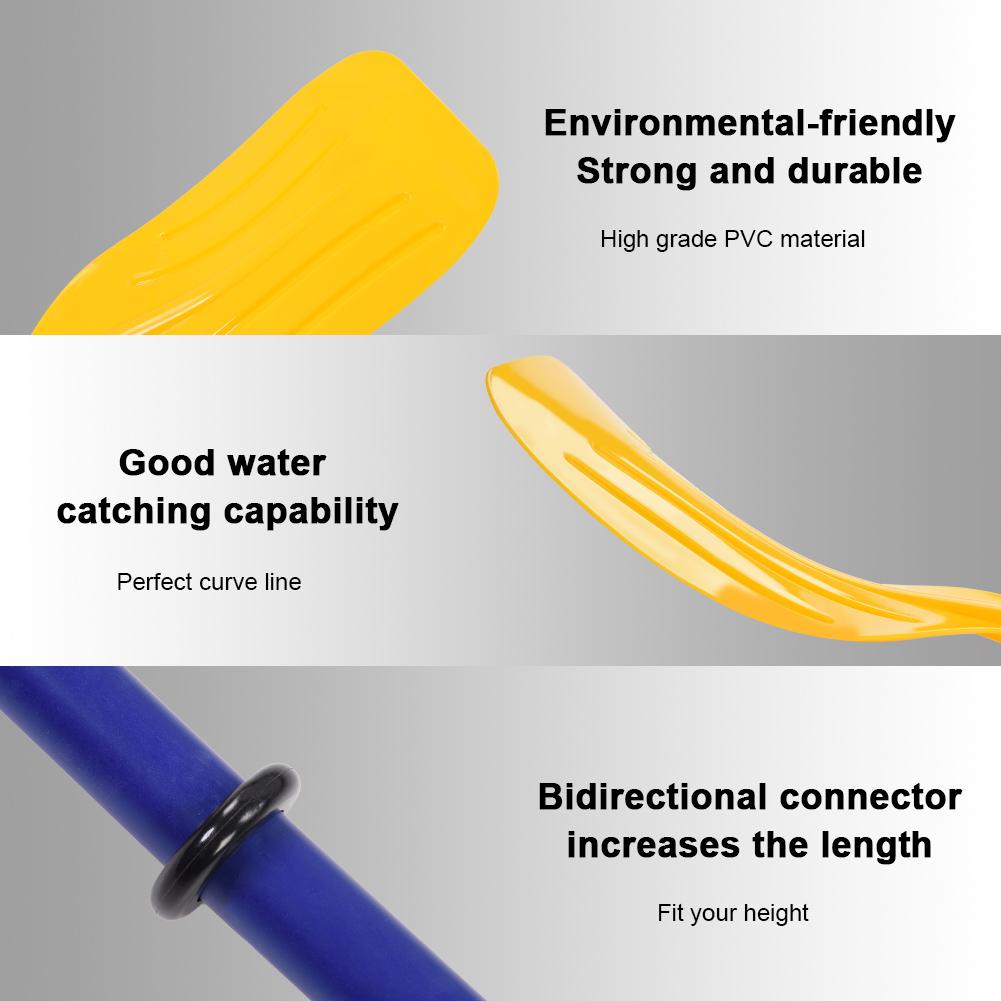 1-Pair-Detachable-Canoe-Kayak-PVC-Oar-Paddles-Inflatable-Rowing-Rafting-Boat-Kit thumbnail 15