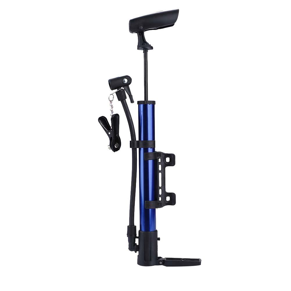 Mini-Bicycle-Pump-Portable-Hand-Pressure-Air-Tire-Inflator-Mountain-Bike-Cycling miniature 18