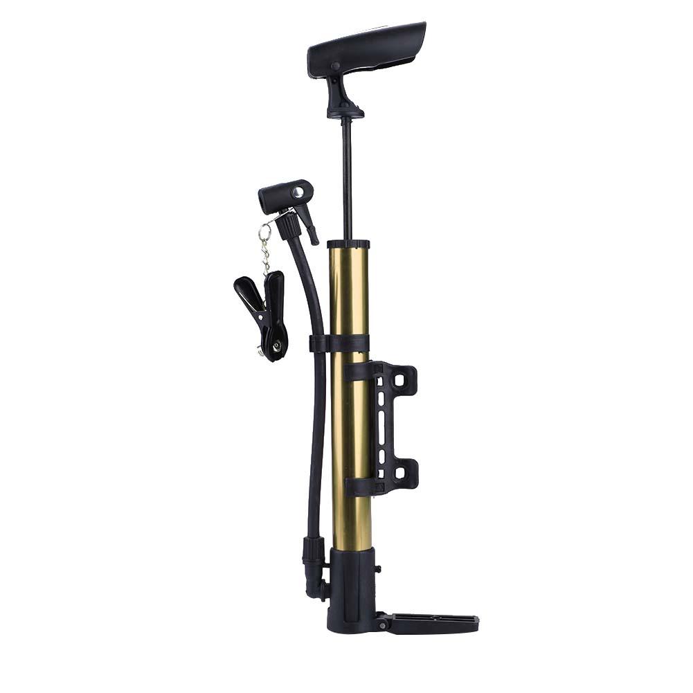 Mini-Bicycle-Pump-Portable-Hand-Pressure-Air-Tire-Inflator-Mountain-Bike-Cycling miniature 24
