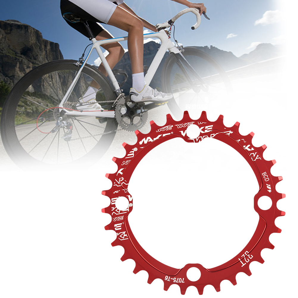 MTB-Bike-Narrow-Wide-Round-Oval-Chainring-Ring-104-130mm-22-32-34-36-38-44-53T thumbnail 25