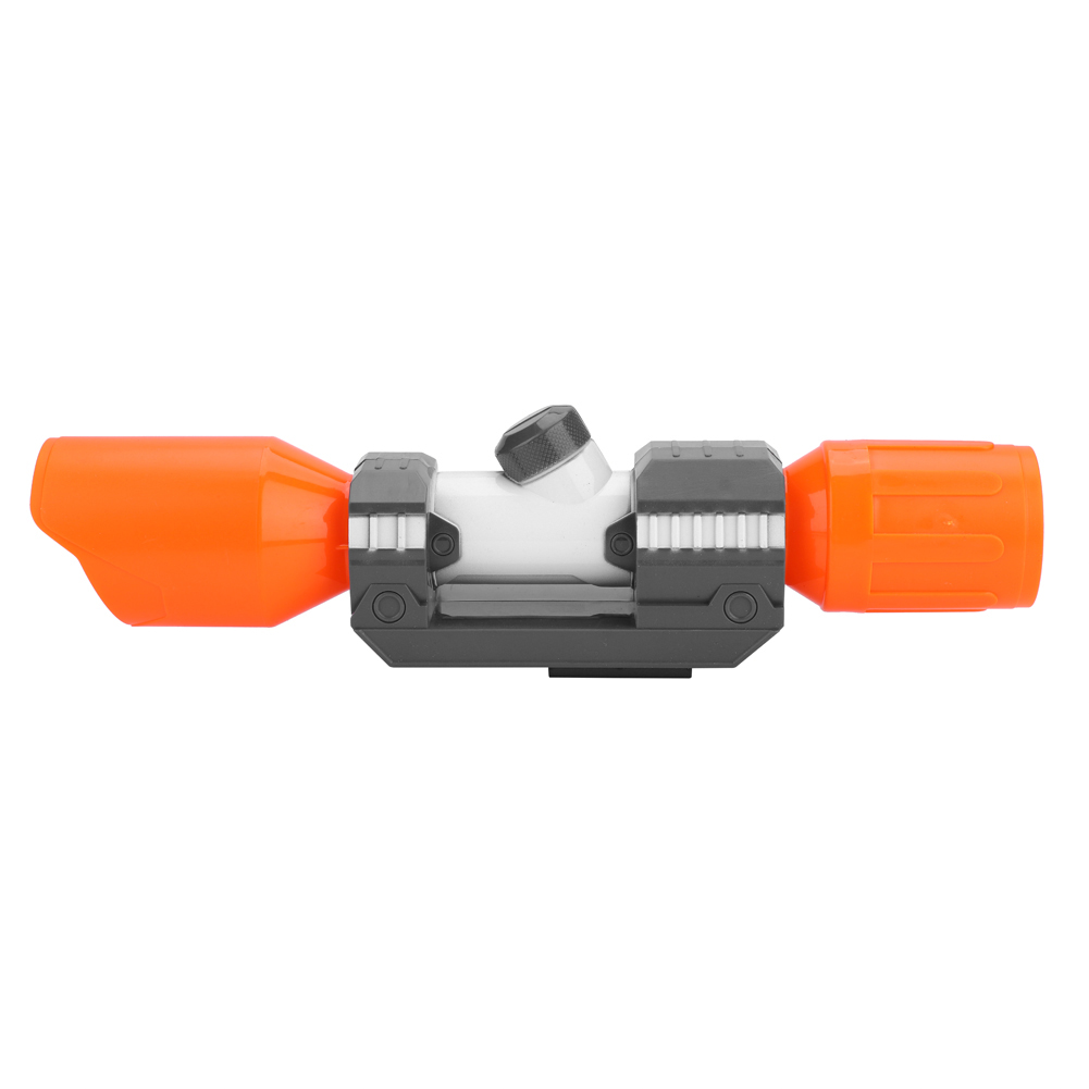 Plastic-Tactical-Distance-Scope-Sight-Silencer-for-Nerf-Blaster-MOD-Modify-Toy thumbnail 17