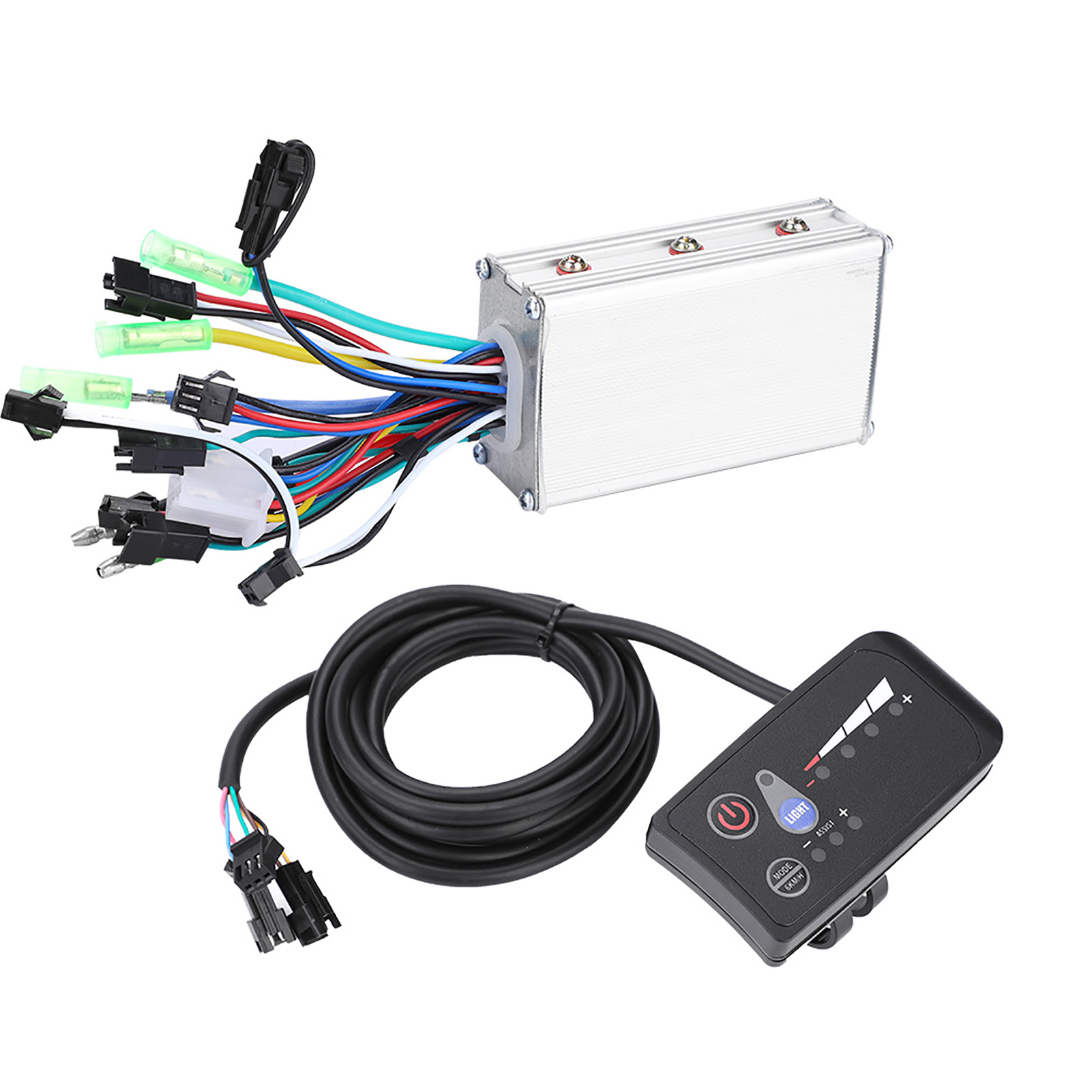 24-36-48V-250W-350W-LED-Electric-Bike-Scooter-Brushless-DC-Motor-Controller-SD thumbnail 12