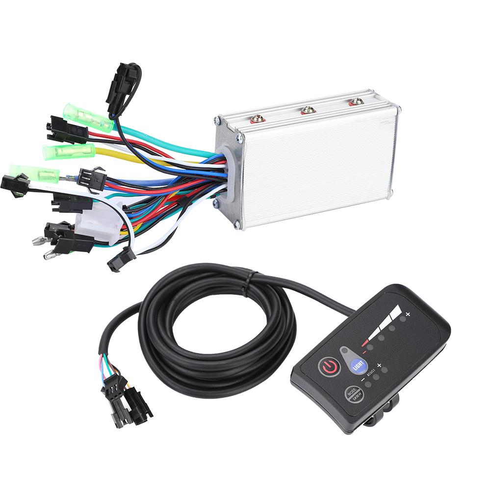 24-36-48V-250W-350W-LED-Electric-Bike-Scooter-Brushless-DC-Motor-Controller-SD thumbnail 18