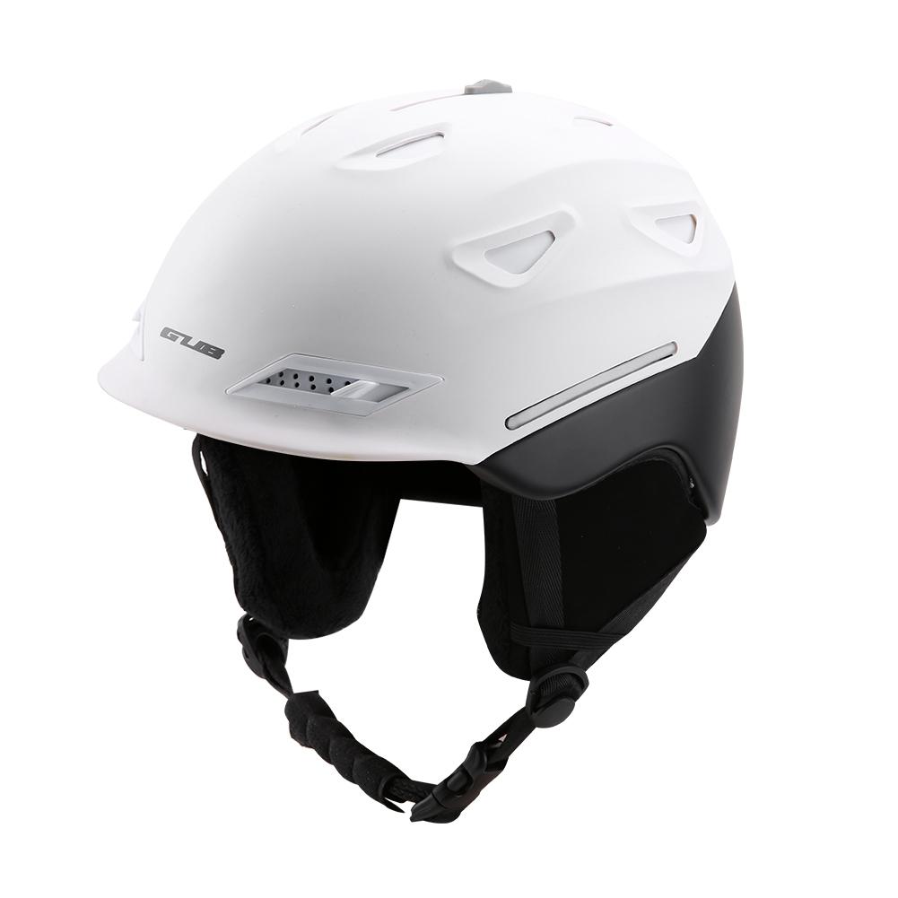 GUB-Lightweight-Ski-Snowboard-Helmet-Men-Women-with-Anti-Froging-Goggles-Set thumbnail 25