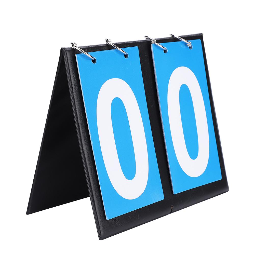 Portable-Flip-Sports-Scoreboard-Score-Counter-for-Table-Tennis-Basketball thumbnail 13