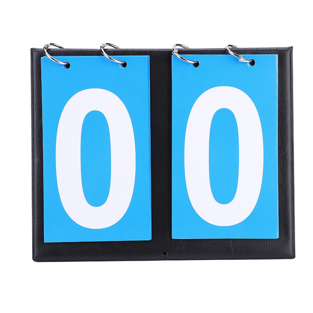 Portable-Flip-Sports-Scoreboard-Score-Counter-for-Table-Tennis-Basketball thumbnail 14