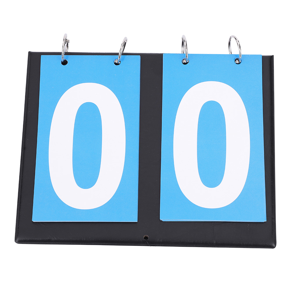 Portable-Flip-Sports-Scoreboard-Score-Counter-for-Table-Tennis-Basketball thumbnail 15