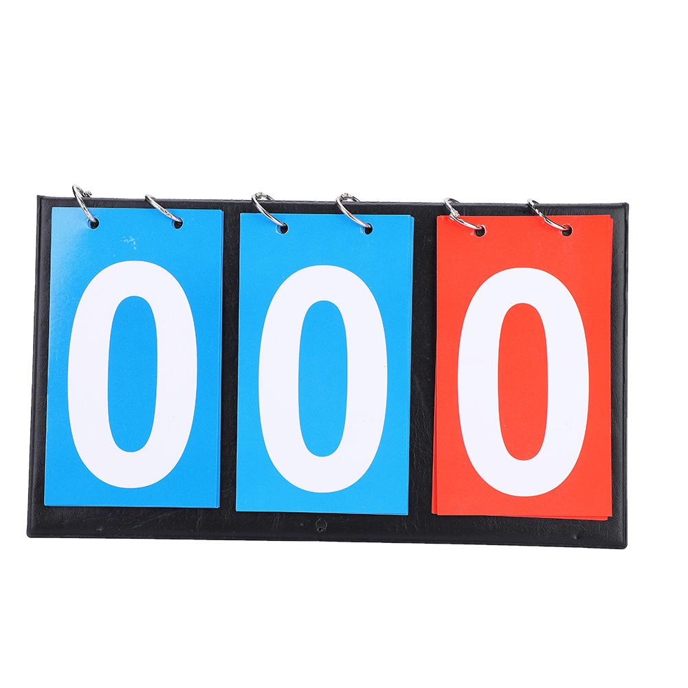 Portable-Flip-Sports-Scoreboard-Score-Counter-for-Table-Tennis-Basketball thumbnail 21