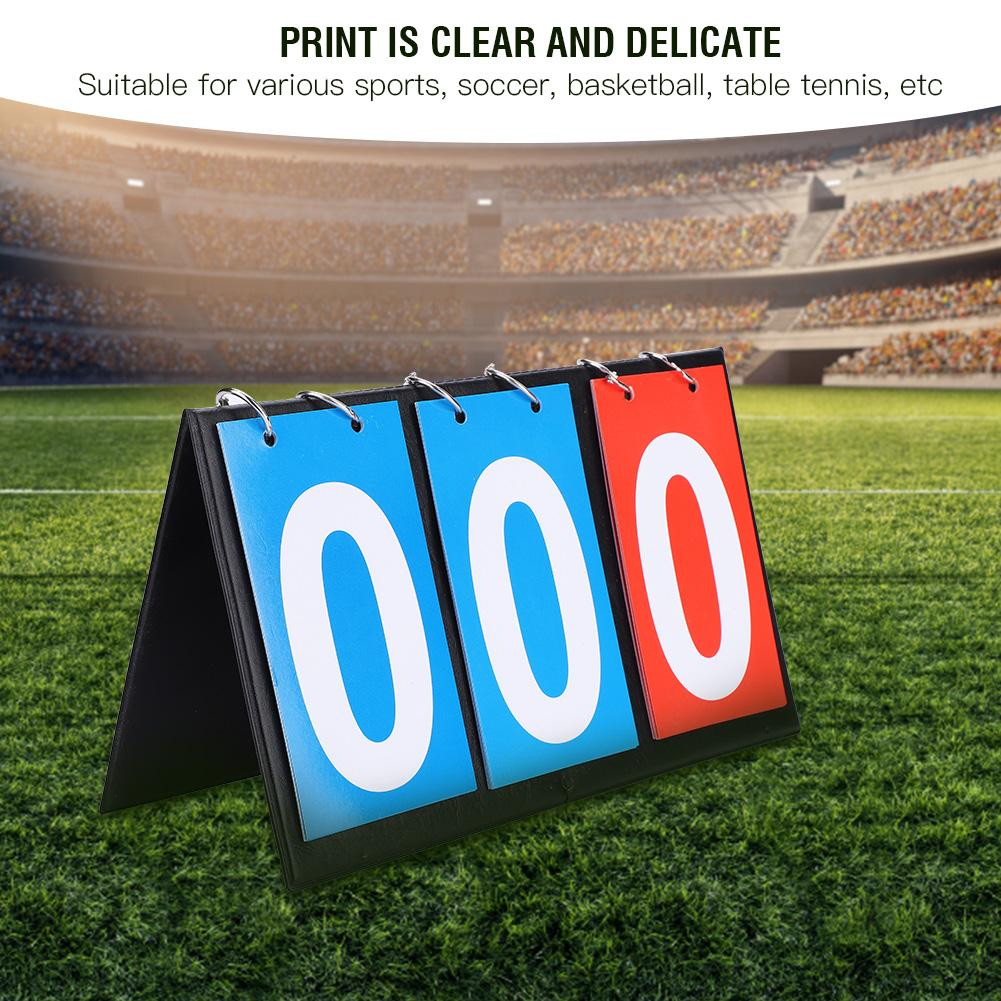Portable-Flip-Sports-Scoreboard-Score-Counter-for-Table-Tennis-Basketball thumbnail 25