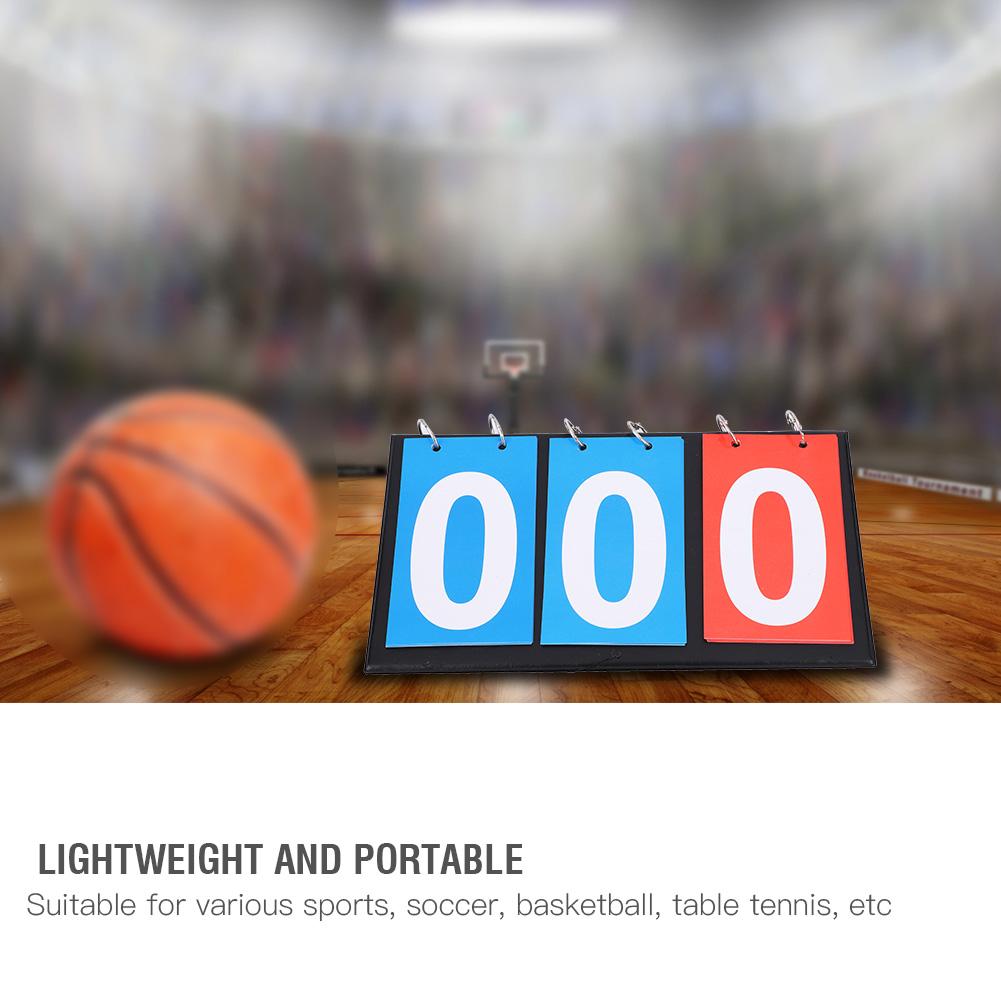 Portable-Flip-Sports-Scoreboard-Score-Counter-for-Table-Tennis-Basketball thumbnail 26