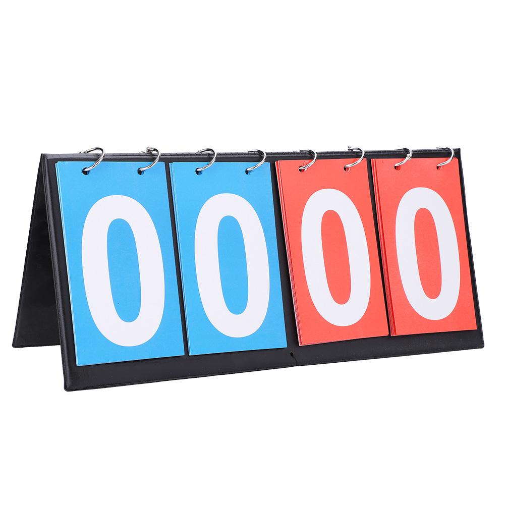 Portable-Flip-Sports-Scoreboard-Score-Counter-for-Table-Tennis-Basketball thumbnail 30