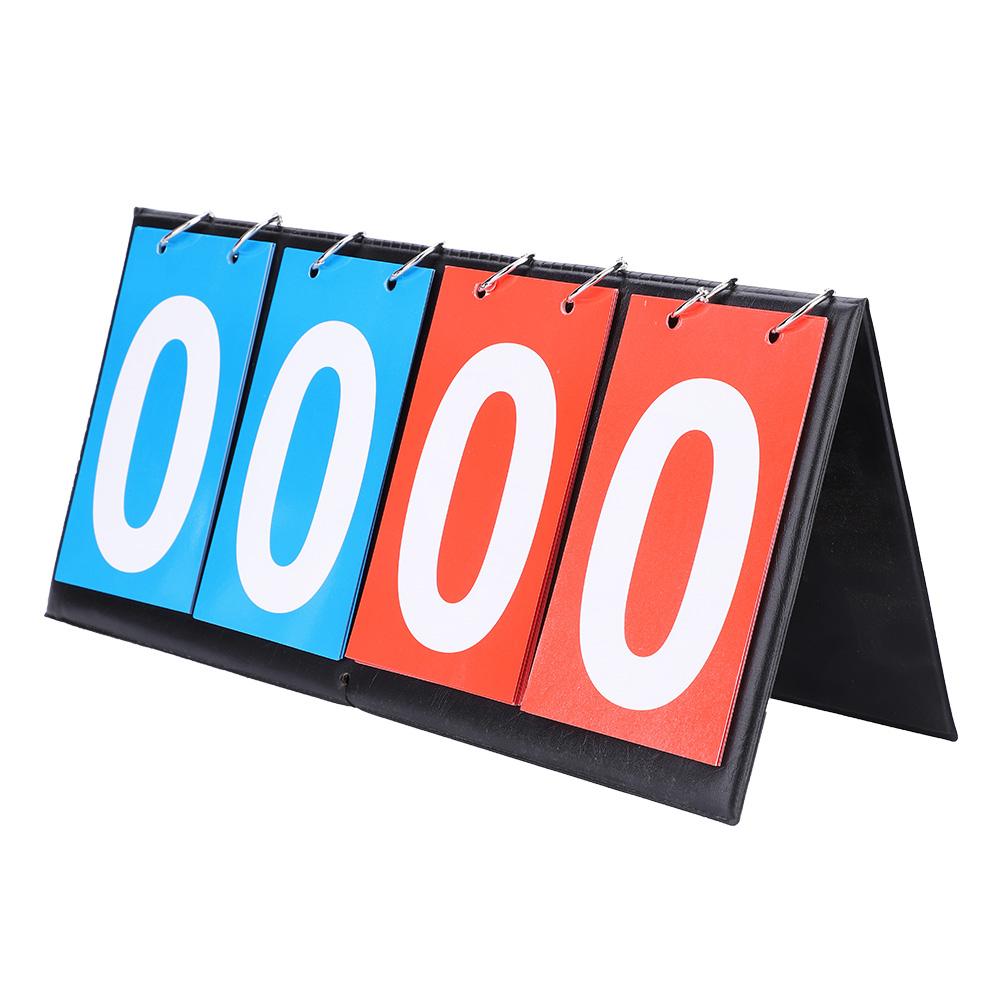 Portable-Flip-Sports-Scoreboard-Score-Counter-for-Table-Tennis-Basketball thumbnail 32