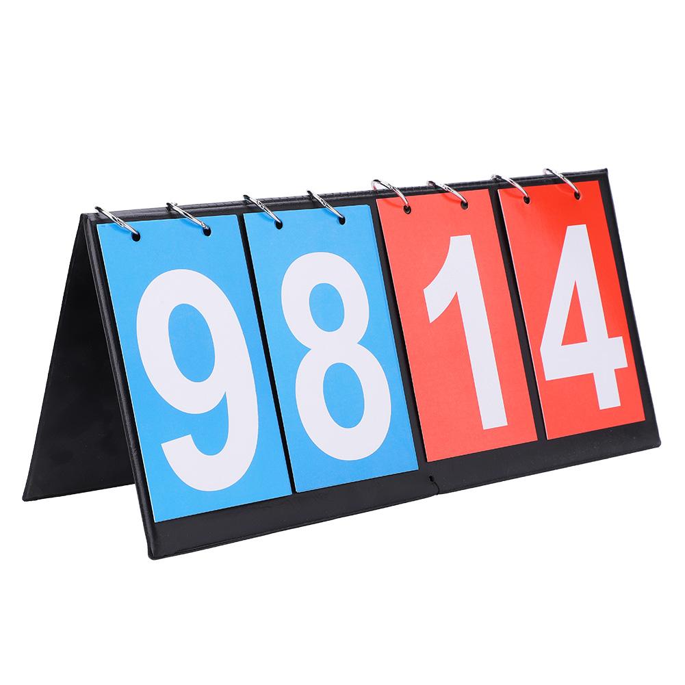 Portable-Flip-Sports-Scoreboard-Score-Counter-for-Table-Tennis-Basketball thumbnail 33