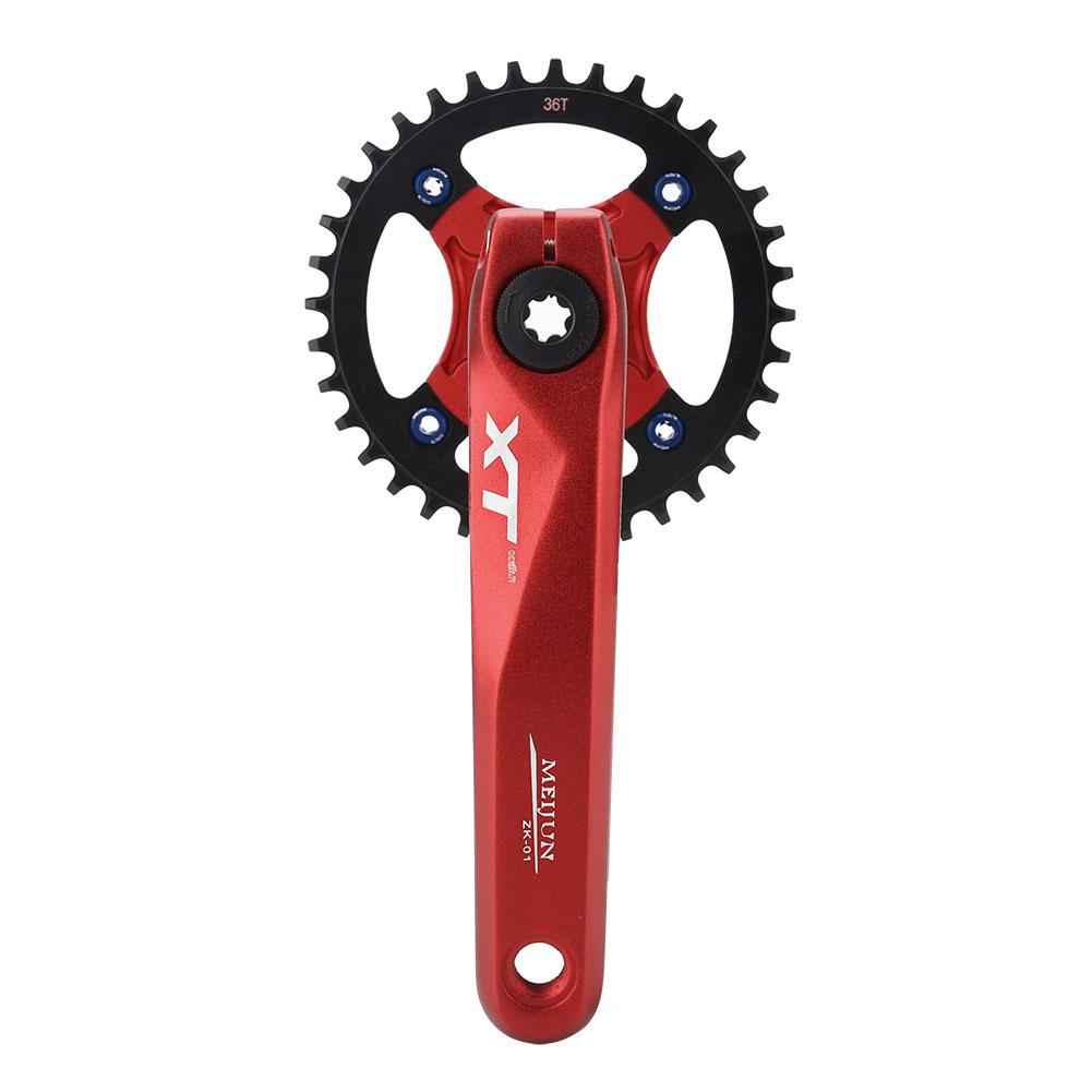 MEIJUN Mountainbike Mountainbike Mountainbike Kurbelgarnitur Fahrradzubehör Tretlager Aluminiumlegierung 8be2ab