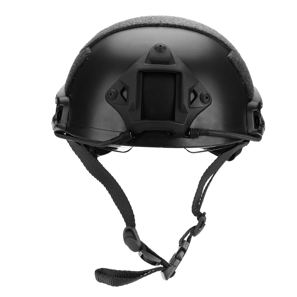 Military-Tactical-Protective-Fast-Helmet-Airsoft-Paintball-Riding-Duty-Headwear thumbnail 29