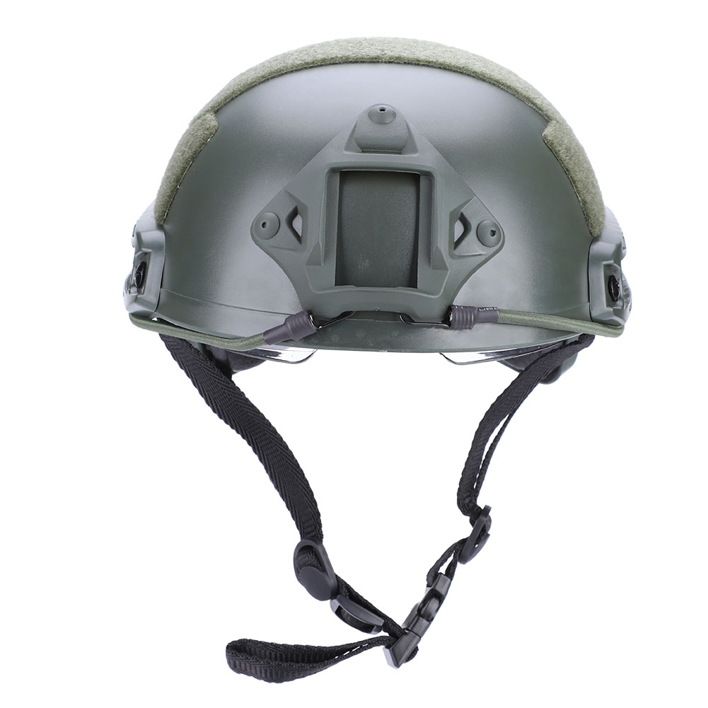 Military-Tactical-Protective-Fast-Helmet-Airsoft-Paintball-Riding-Duty-Headwear thumbnail 32