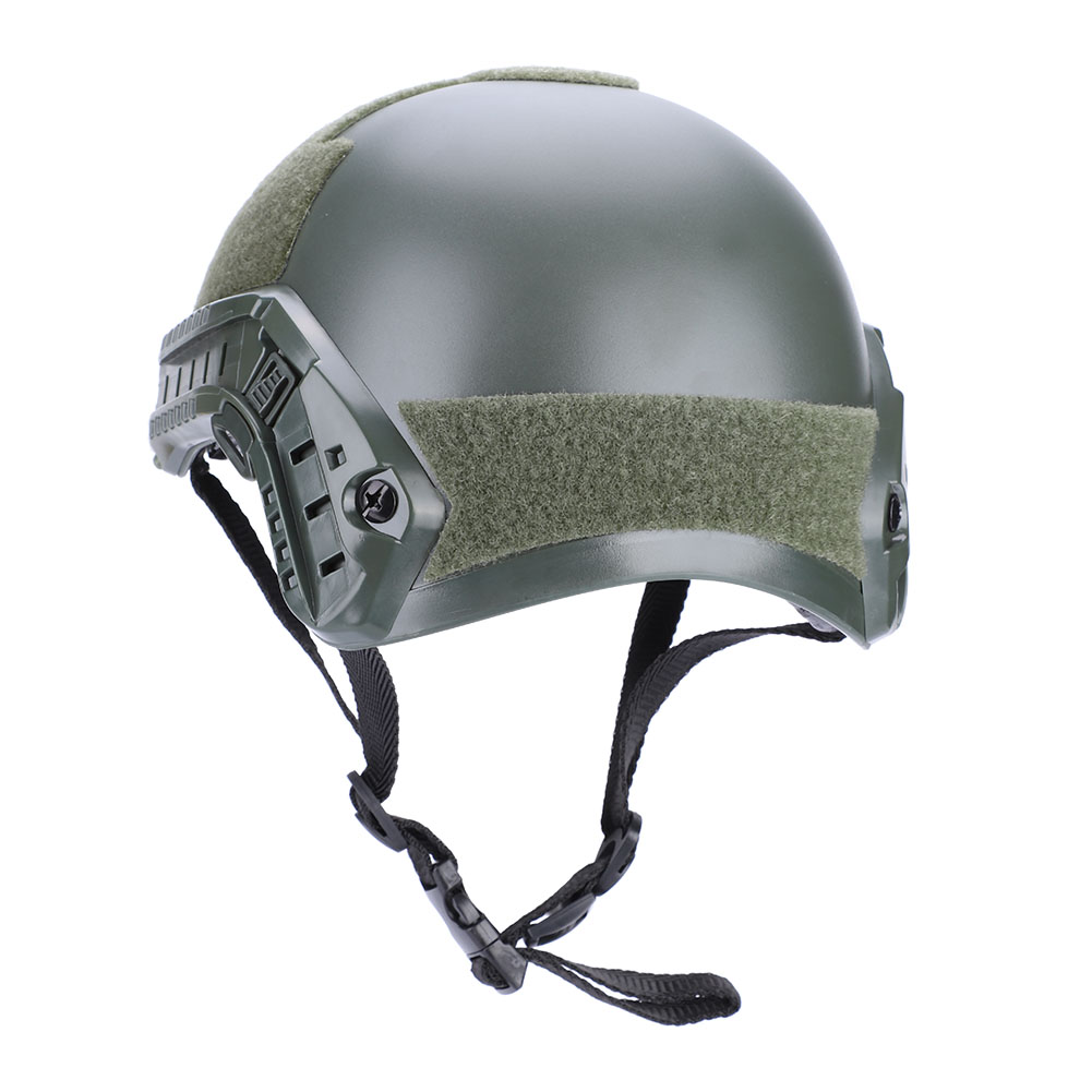 Military-Tactical-Protective-Fast-Helmet-Airsoft-Paintball-Riding-Duty-Headwear thumbnail 33