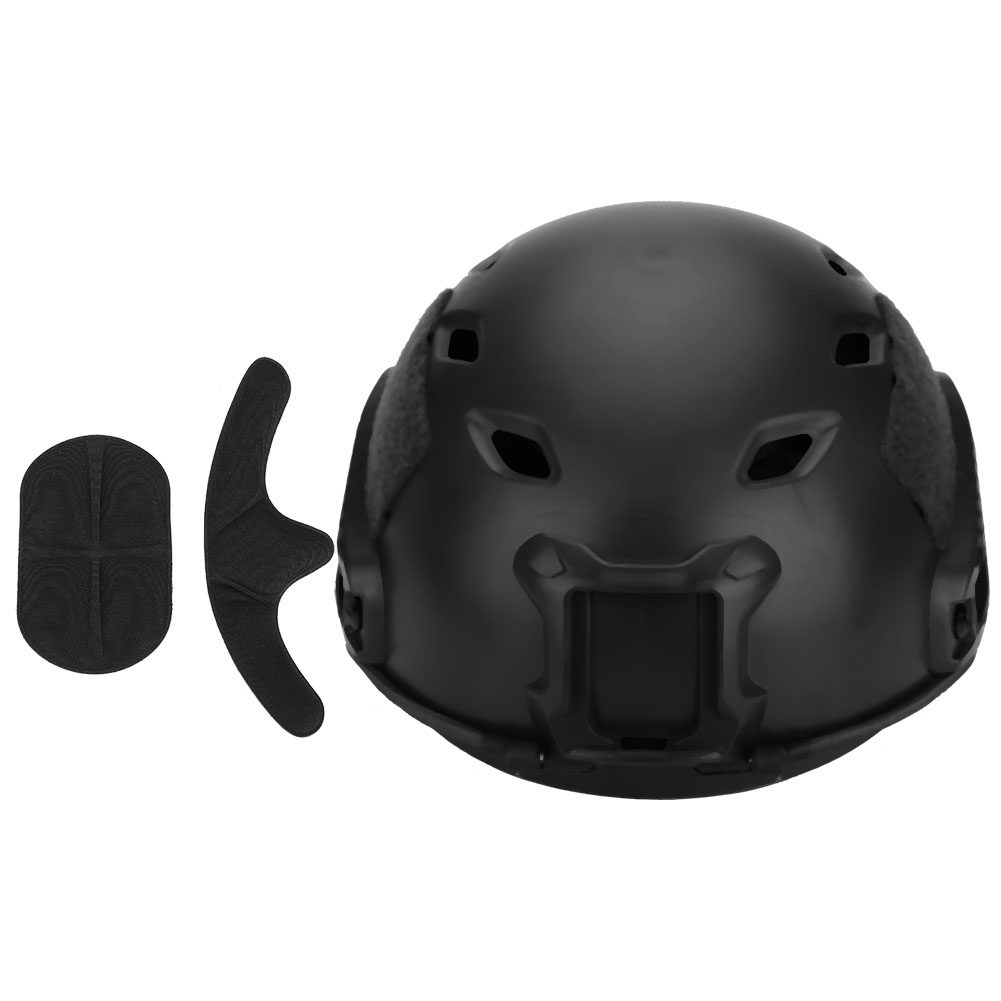 Military-Tactical-Protective-Fast-Helmet-Airsoft-Paintball-Riding-Duty-Headwear thumbnail 38
