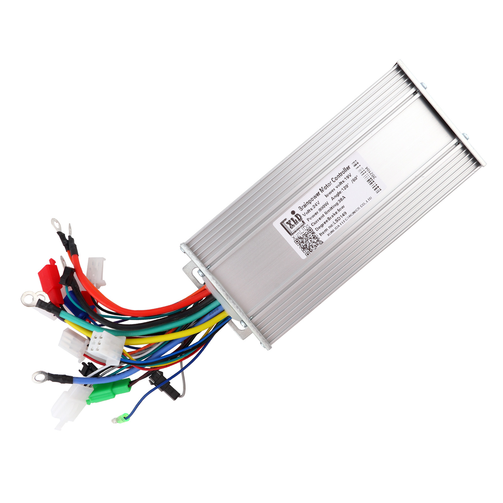 24-36-48V-800W-Brushless-Motor-Speed-Controller-Electric-Bicycle-E-bike-Scooter thumbnail 14