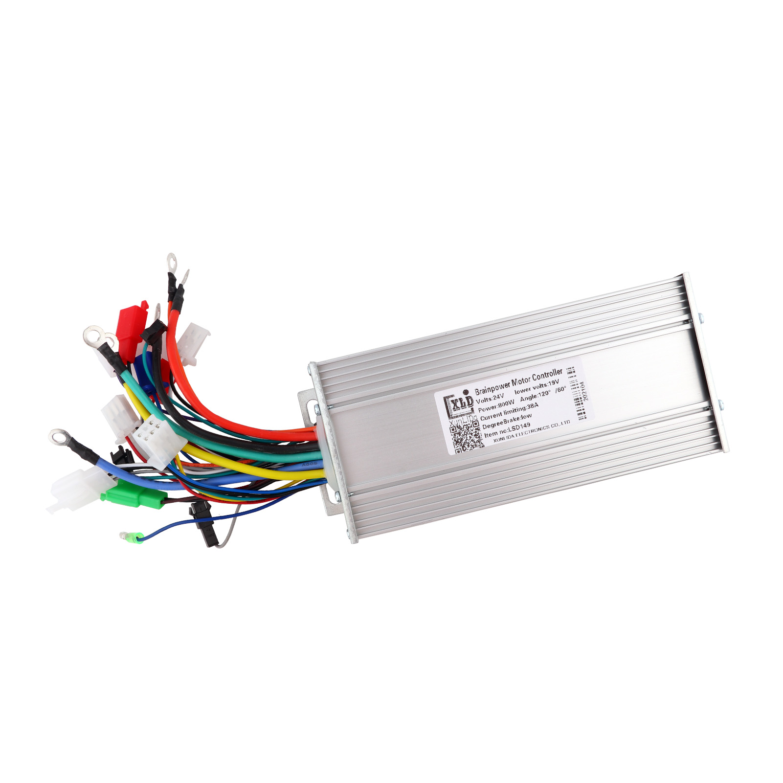 24-36-48V-800W-Brushless-Motor-Speed-Controller-Electric-Bicycle-E-bike-Scooter thumbnail 15