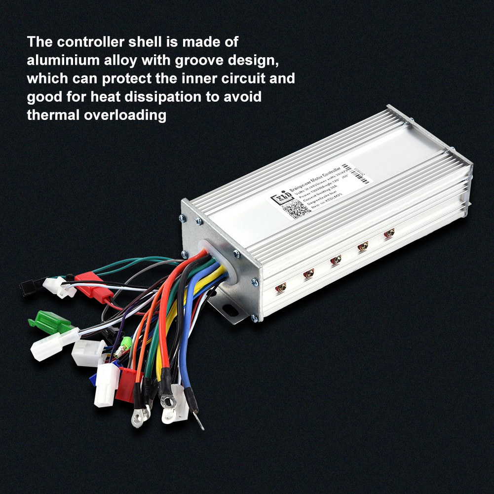24-36-48V-800W-Brushless-Motor-Speed-Controller-Electric-Bicycle-E-bike-Scooter thumbnail 21