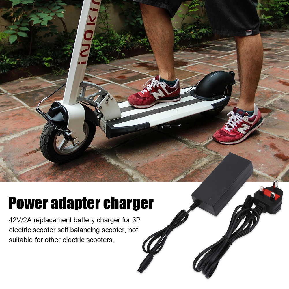 42V-2A-Power-Supply-Battery-Adapter-Charger-For-Self-Balance-Electric-Scooter thumbnail 9