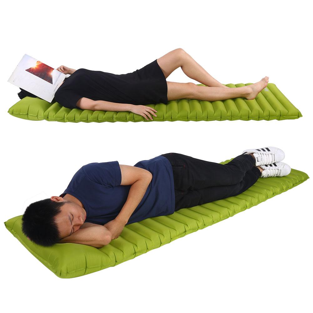 selbstaufblasbar isomatte luftmatratze luftmatte zeltmatte. Black Bedroom Furniture Sets. Home Design Ideas
