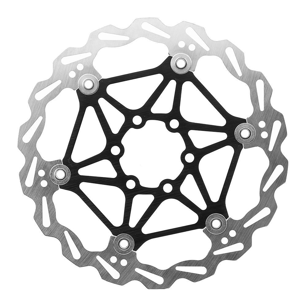 Bike-Disc-Brake-MTB-Bike-Cycling-Bicycle-Brake-Pad-160-180-203mm-Rotors-SG thumbnail 20