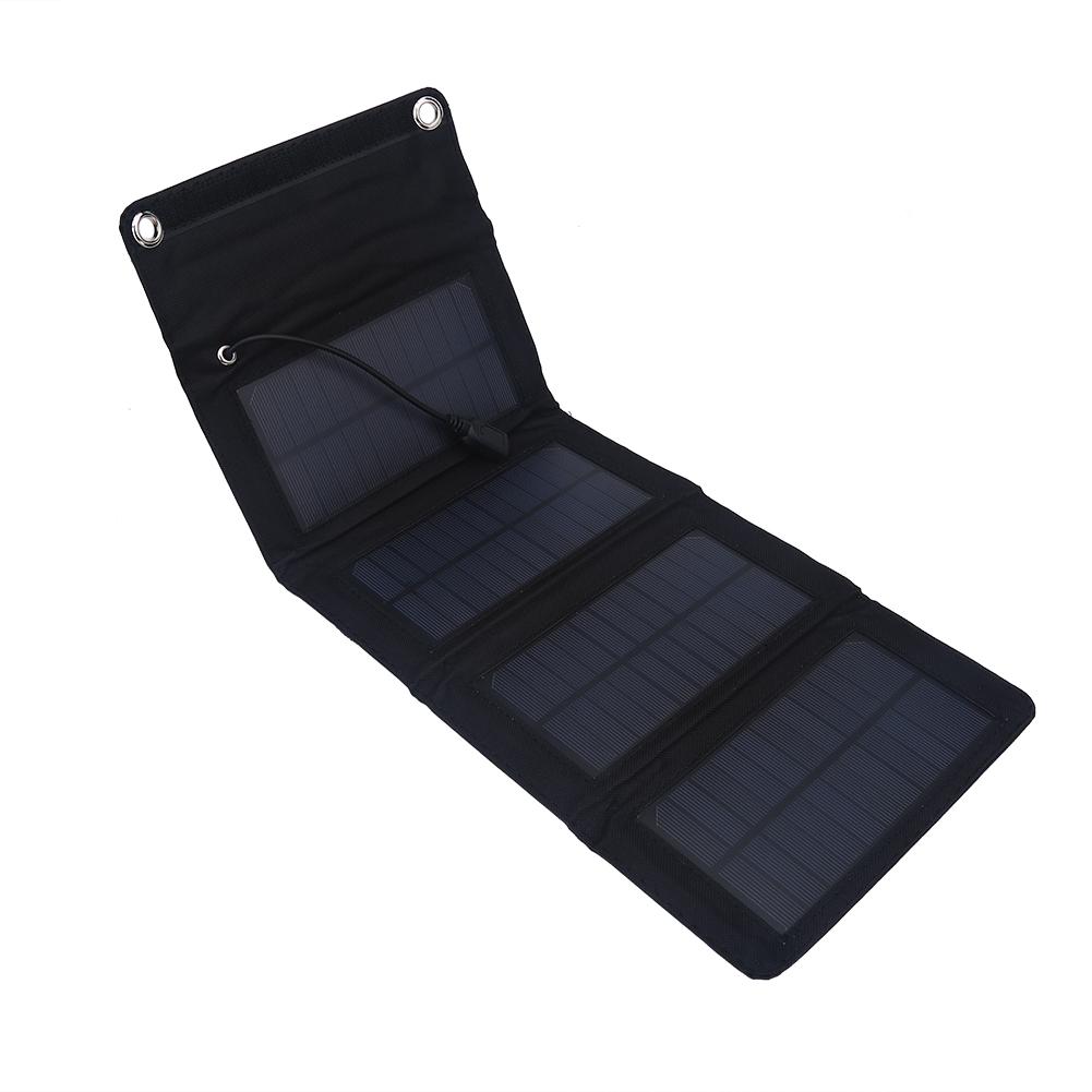 Pannello Solare Portatile Per Bici : Portatile caricabatteria solare kit pieghevole w pannello