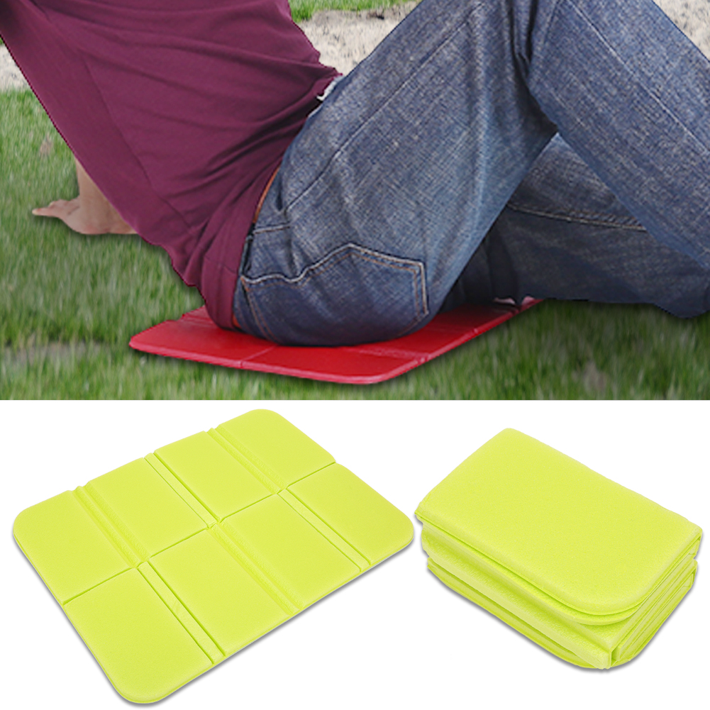 XPE-Portable-Outdoor-Folding-Foldable-Foam-Seat-Waterproof-Chair-Cushion-Mat-Pad thumbnail 37