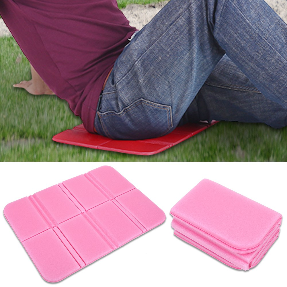 XPE-Portable-Outdoor-Folding-Foldable-Foam-Seat-Waterproof-Chair-Cushion-Mat-Pad thumbnail 40