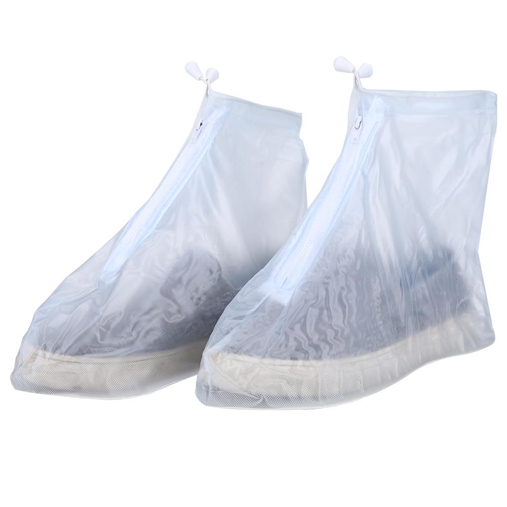 Details zu 1 Paar Überschuhe Regenschutz Wasserfest Anti Rutsch Schuhüberzieher