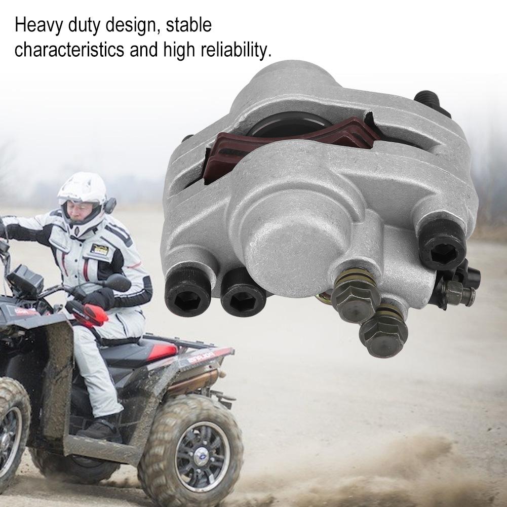 High-Quality-Metal-Rear-Brake-Caliper-for-Polaris-Scrambler-500-2X4-4X4-98-04 thumbnail 2