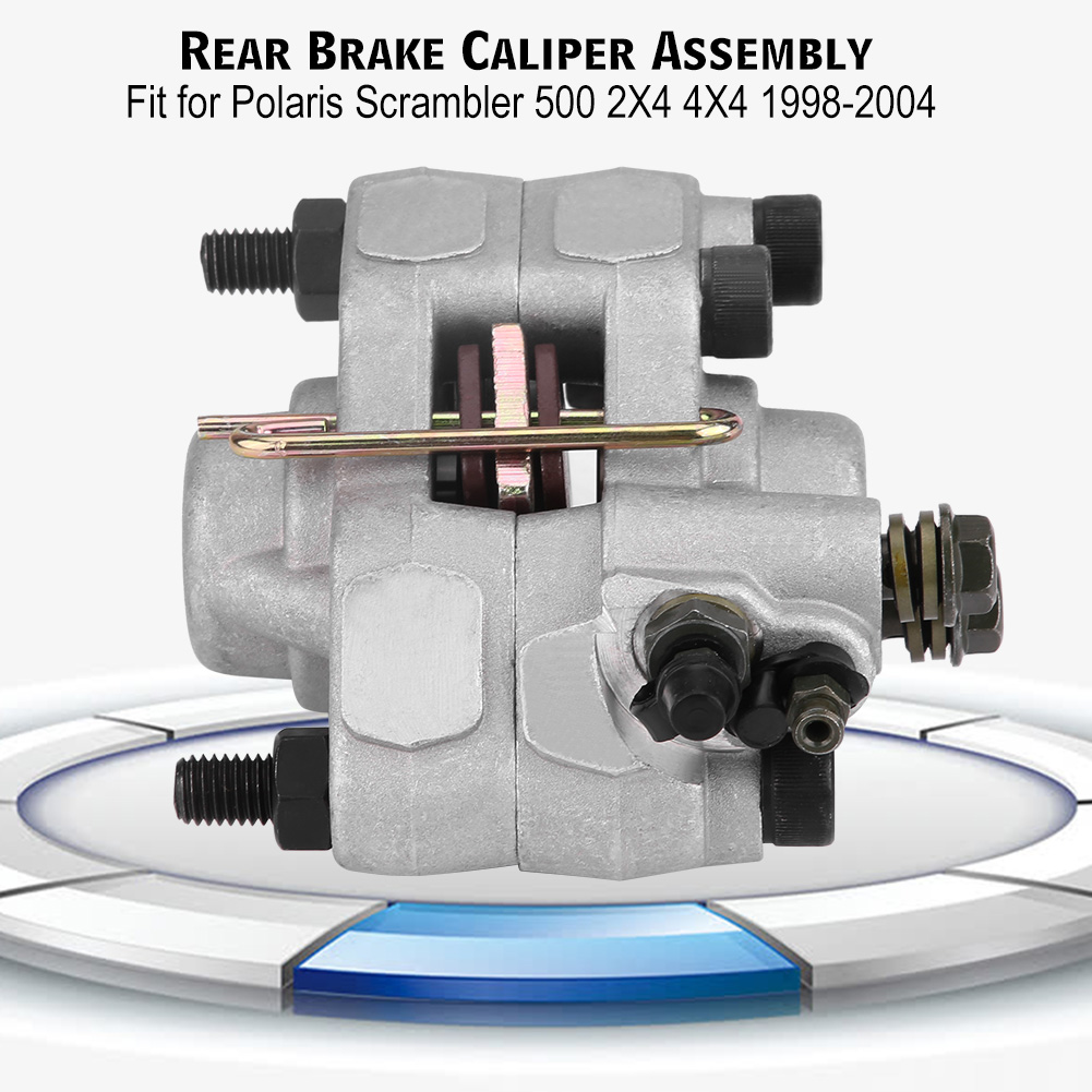 High-Quality-Metal-Rear-Brake-Caliper-for-Polaris-Scrambler-500-2X4-4X4-98-04