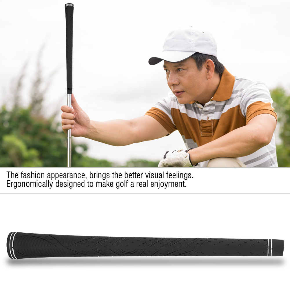 NEW-13pcs-set-Standard-Golf-Club-Grip-Soft-Rubber-Handle-Cover-Replacement-USA thumbnail 6