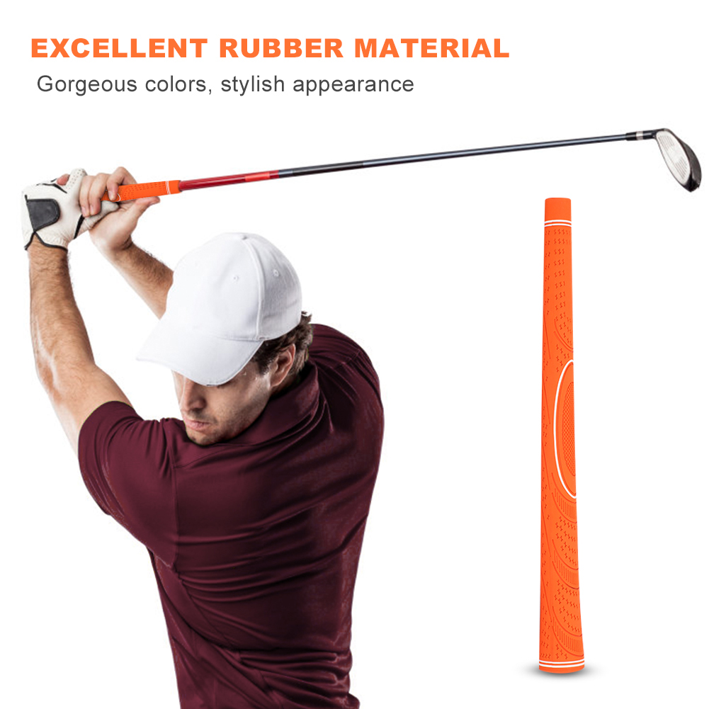 NEW-13pcs-set-Standard-Golf-Club-Grip-Soft-Rubber-Handle-Cover-Replacement-USA thumbnail 35