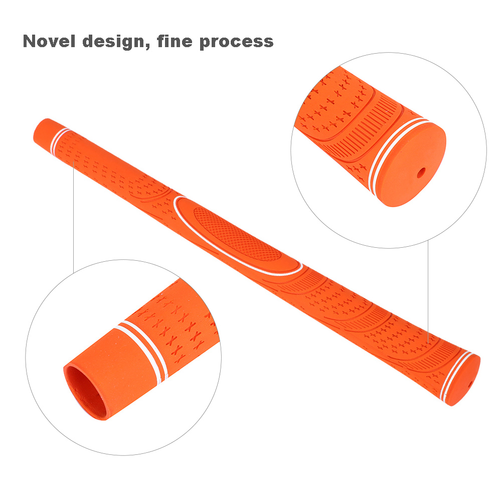 NEW-13pcs-set-Standard-Golf-Club-Grip-Soft-Rubber-Handle-Cover-Replacement-USA thumbnail 37