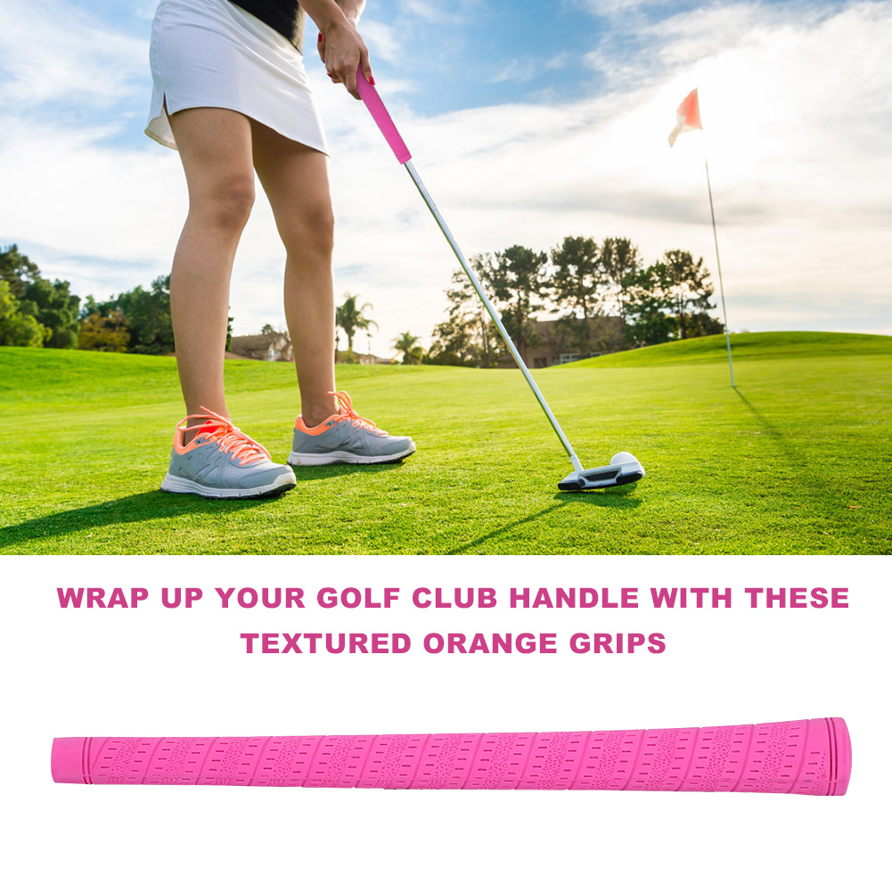 NEW-13pcs-set-Standard-Golf-Club-Grip-Soft-Rubber-Handle-Cover-Replacement-USA thumbnail 23
