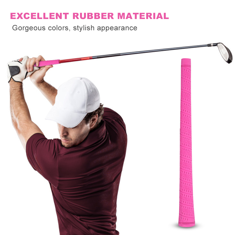 NEW-13pcs-set-Standard-Golf-Club-Grip-Soft-Rubber-Handle-Cover-Replacement-USA thumbnail 24