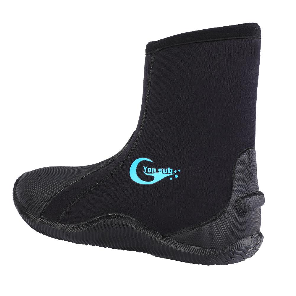 1-Pair-5mm-Adult-Neoprene-Warm-Diving-Boots-Scuba-Surfing-Snorkeling-Swim-Socks thumbnail 17