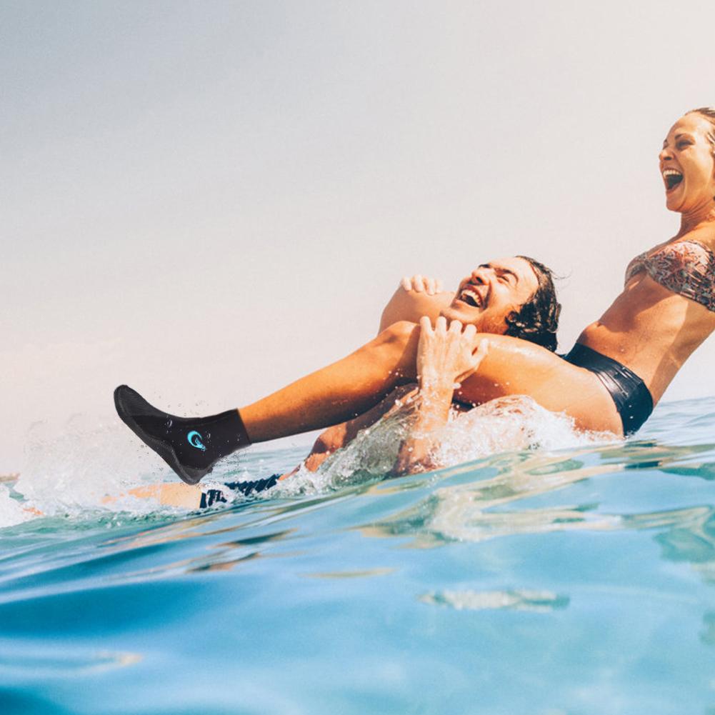 1-Pair-5mm-Adult-Neoprene-Warm-Diving-Boots-Scuba-Surfing-Snorkeling-Swim-Socks thumbnail 11