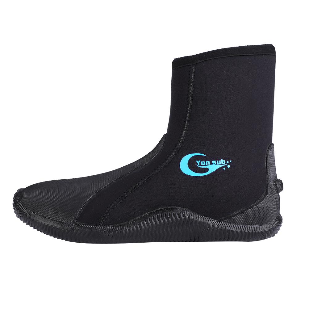 1-Pair-5mm-Adult-Neoprene-Warm-Diving-Boots-Scuba-Surfing-Snorkeling-Swim-Socks thumbnail 38