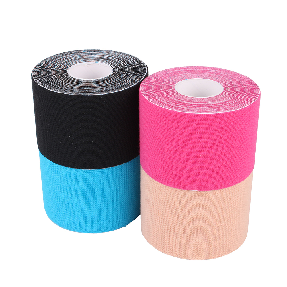 1-10-Roll-Kinesiology-Sport-Muscles-Running-Care-Elastic-Physio-Therapeutic-Tape thumbnail 12