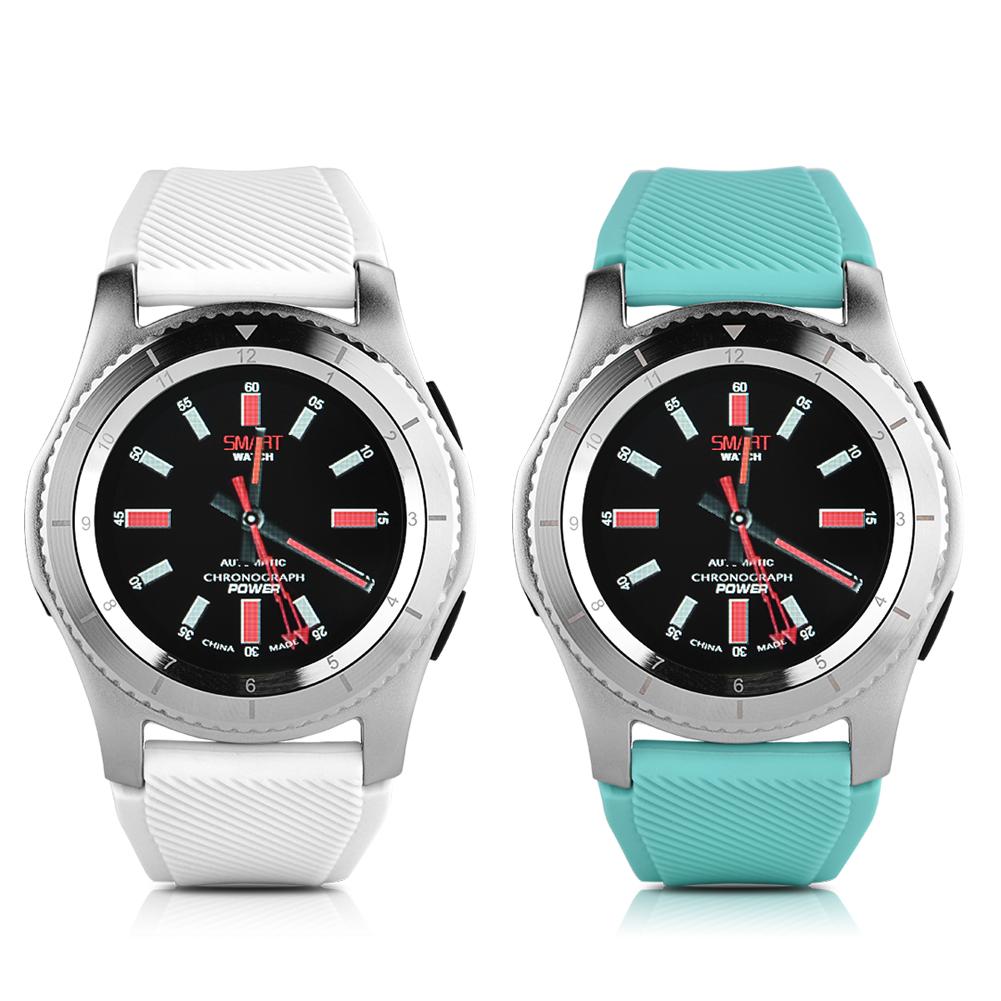 Bluetooth Smart Wrist Watch Phone SIM Card Heart Rate ...